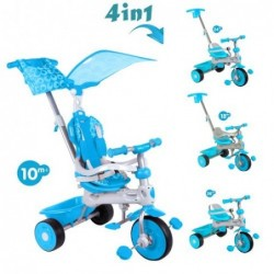 Tricicleta Baby Trike 4 in...