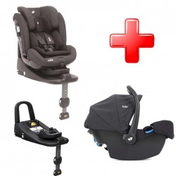 Pachet Joie Stages isofix...